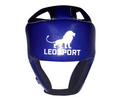 Шлем боксерский литой подростковый
