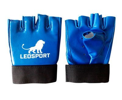 Перчатки для боев без правил кожзам