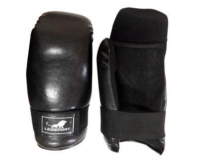 Перчатки для тхэквондо (натуральная кожа)