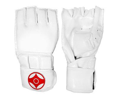 Перчатки для каратэ/кудо Master (натуральная кожа)