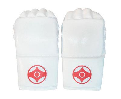Перчатки снарядные для каратэ (натуральная кожа)