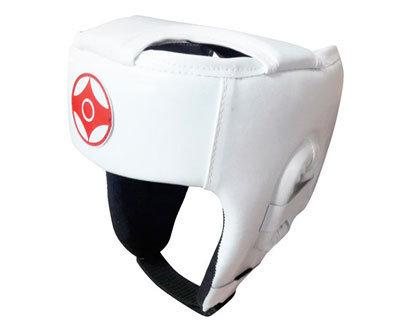 Шлем Leader для каратэ (натуральная кожа)