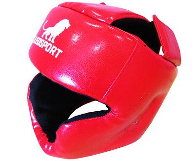 Шлем боксерский с закрытым подбородком