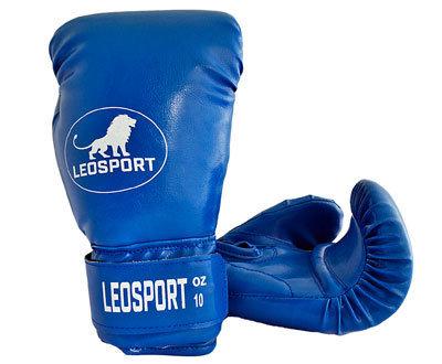 Перчатки боксерские Master (натуральная кожа)