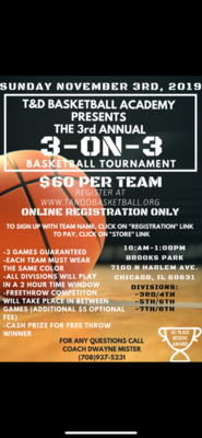 3 on 3 Payment