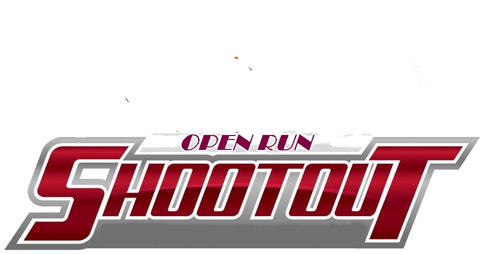 Open Run Shootout (2 Games) 105