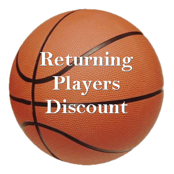 TDBA Clippers Coach's Discount (Returning Players Only) 501