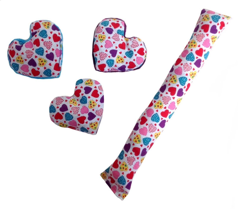 Valentines Hearts & Kickers