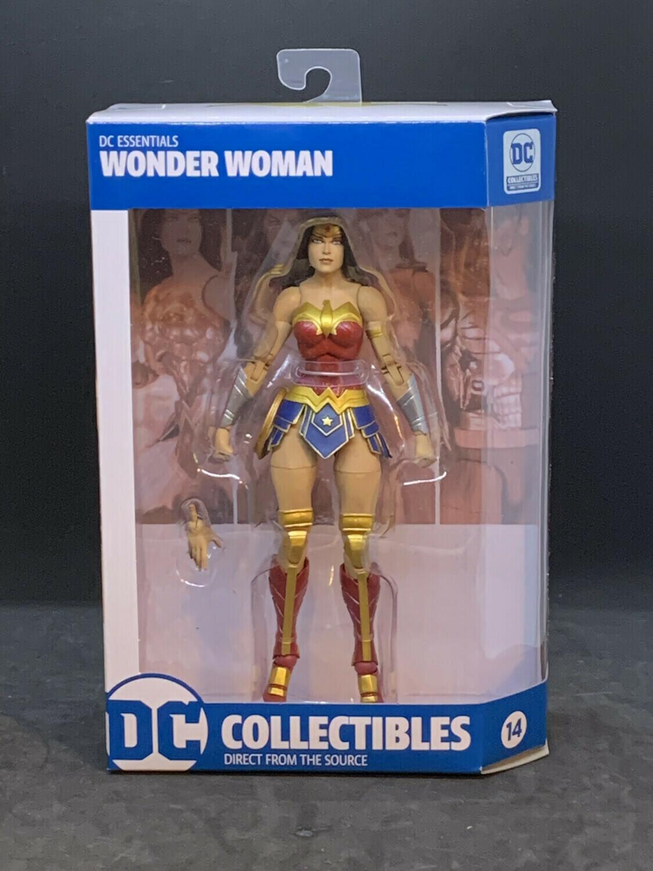 DC Collectibles DC Comics Essentials Wonder Woman Action Figure
