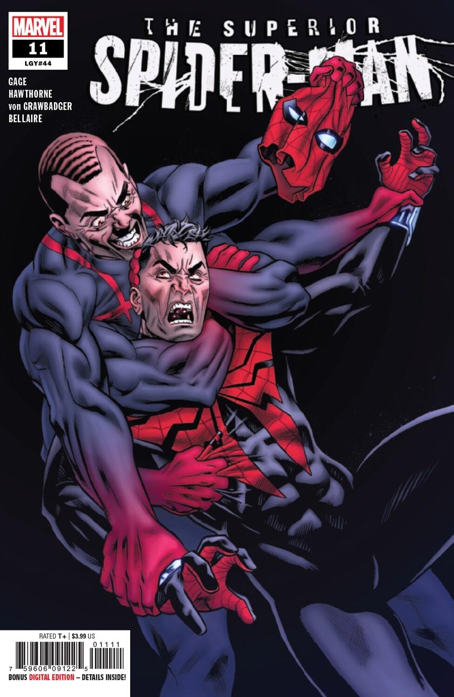 Risultati immagini per superior spider man comics