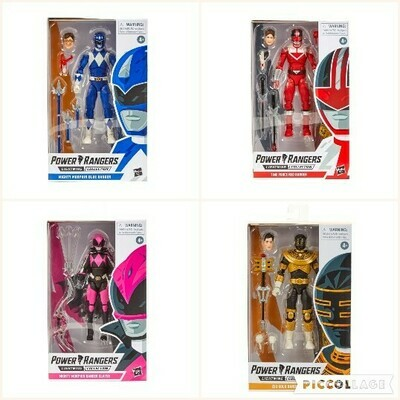 TIME FORCE POWER RANGERS RANGER FREE UK POSTAGE CHOOSE YOUR FIGURE
