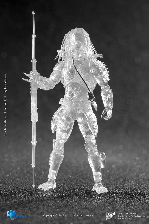 Predator 2 CITY HUNTER PX 1//18 Scale Action Figure