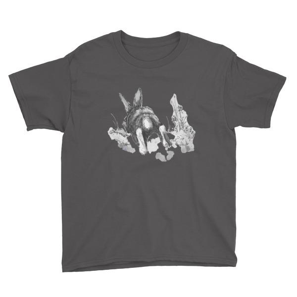 Moose Beach Bunny Youth Short Sleeve T-Shirt 00047
