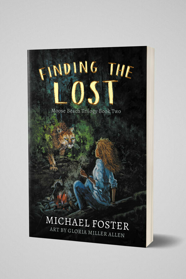 Finding The Lost: Moose Beach Book Two | Early Release | Paperback