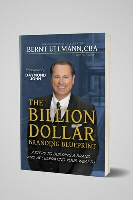 The Billion Dollar Branding Blueprint -CYBER MONDAY Special!