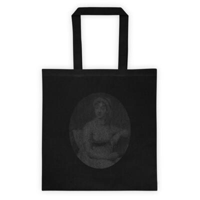 Jane Austen In Her Own Words Tote bag