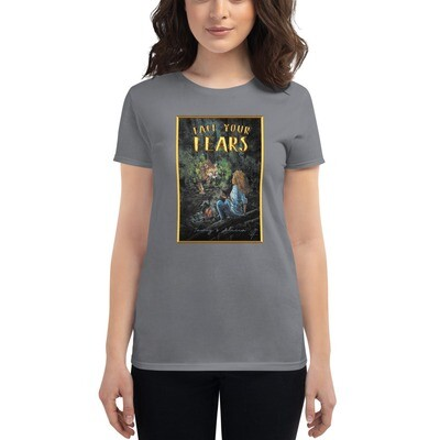 Face Your Fears Classic Women's shirt | Finding The Lost