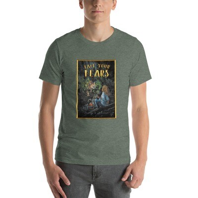Face Your Fears Classic Unisex Shirt | Finding The Lost