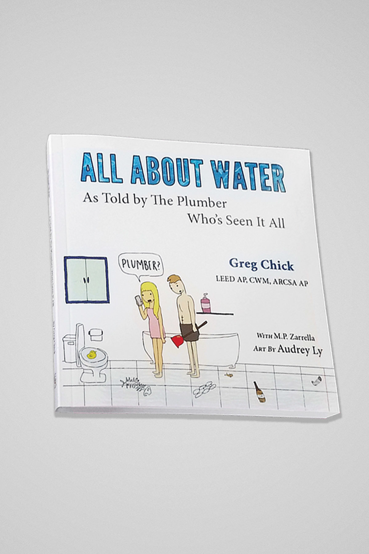 All About Water Paperback Book 0001