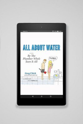 All About Water Ebook (Mobi Format)