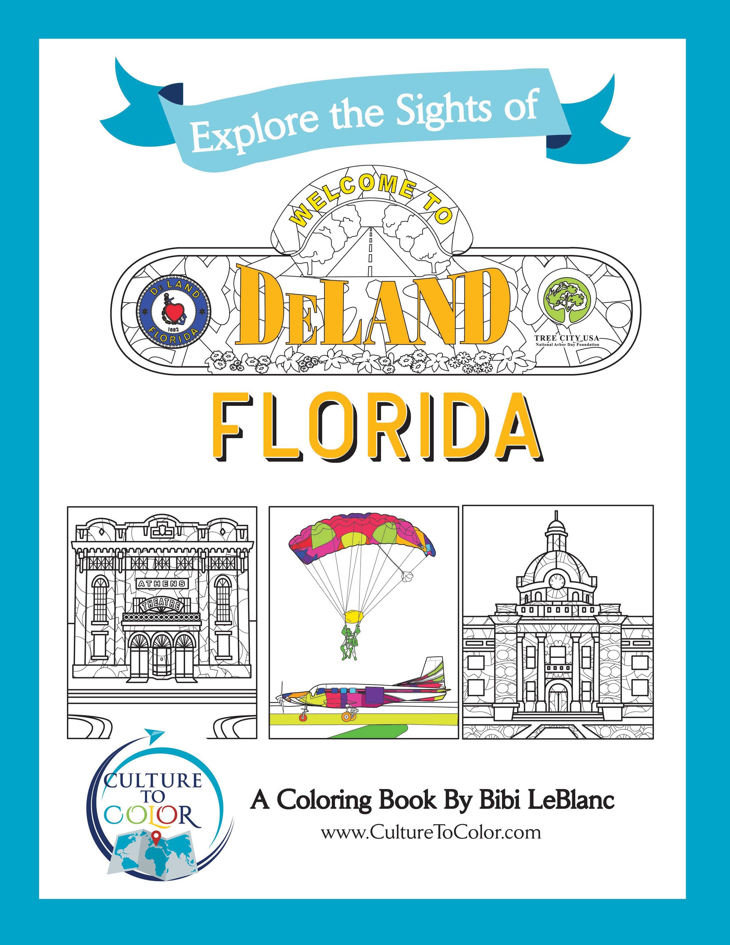 Culture To Color DeLand FL-01
