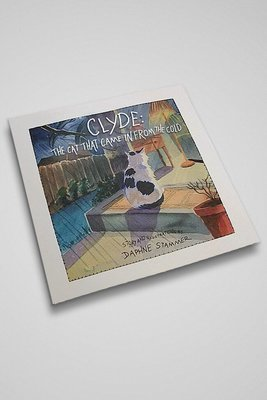 Clyde The Cat That Came In From The Cold | Paperback