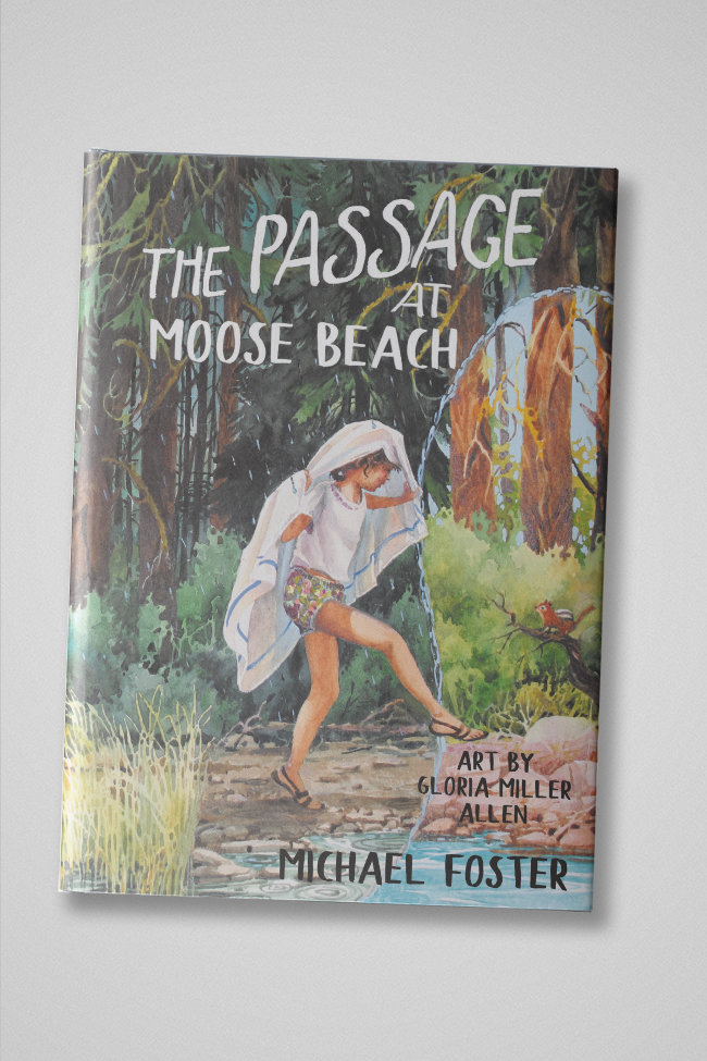 The Passage at Moose Beach (Hardcover) 00010