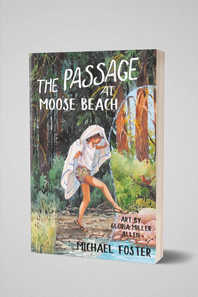 The Passage at Moose Beach (Paperback) 00008