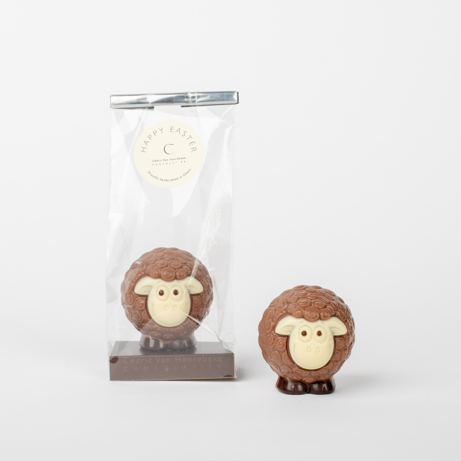 Sheepy - classic milk chocolate 33%