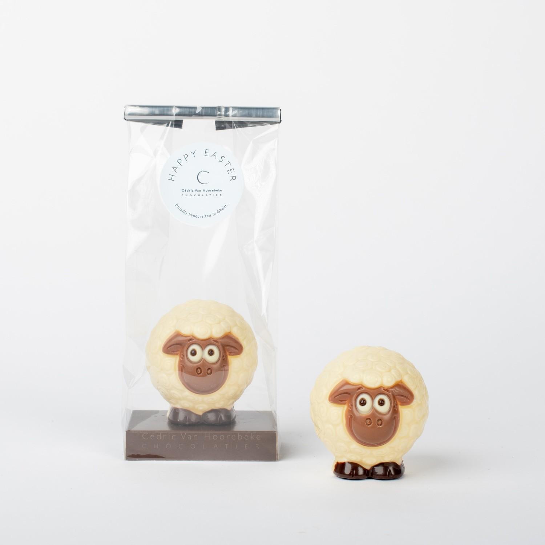 Sheepy - classic white chocolate 23%
