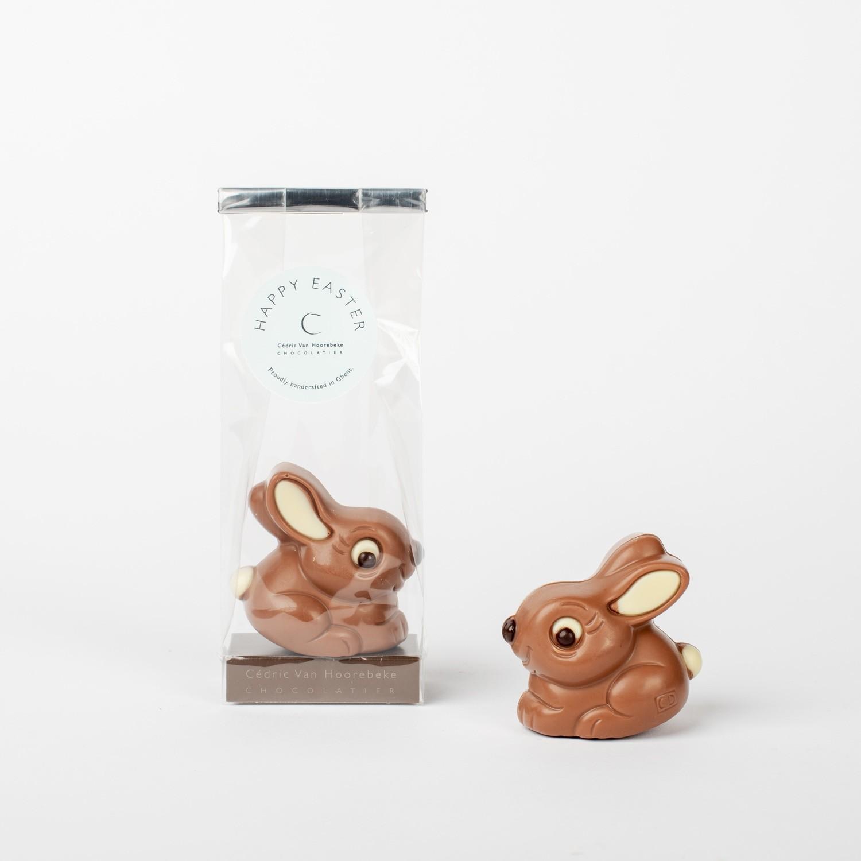 Bunny - classic milk chocolate 33%