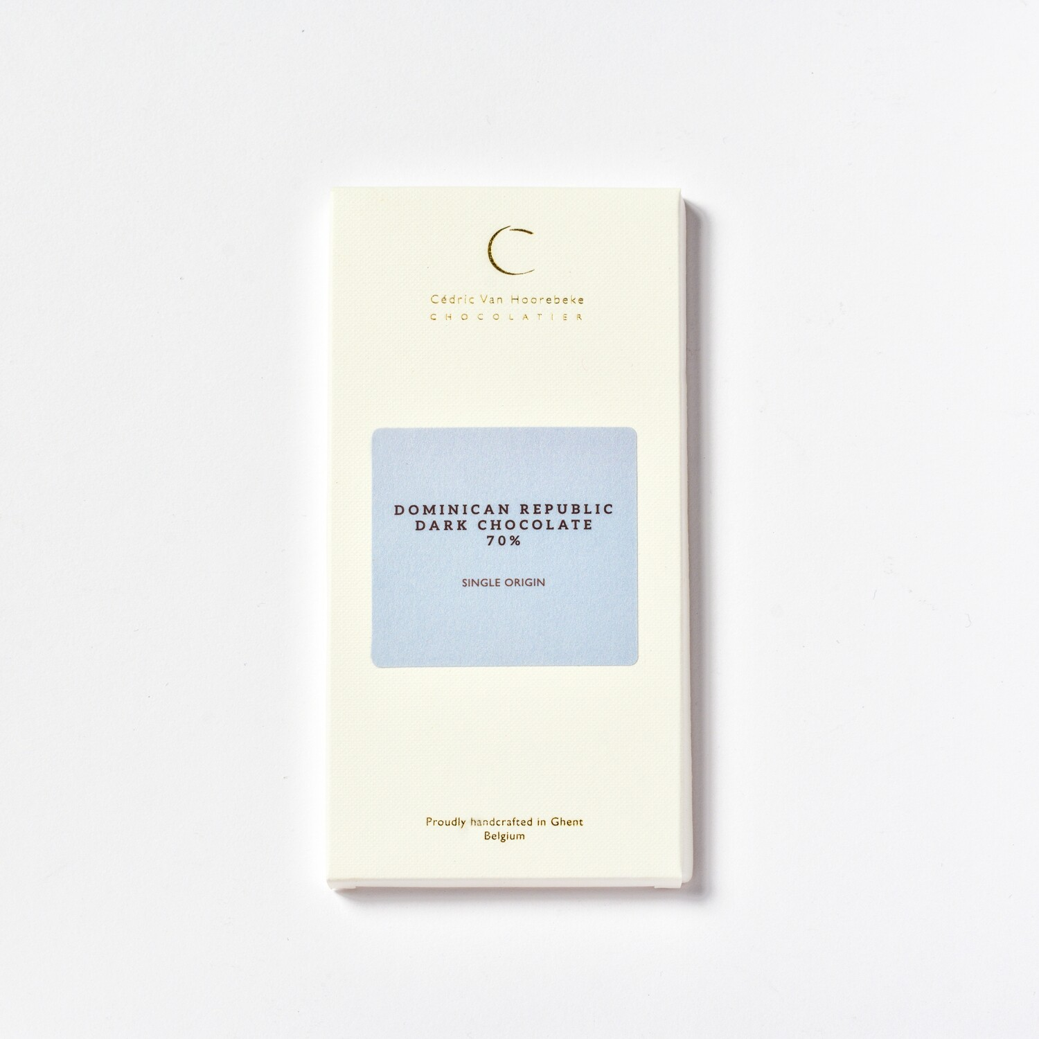Dominican Republic 70% - Single origin dark chocolate - 100Gr.