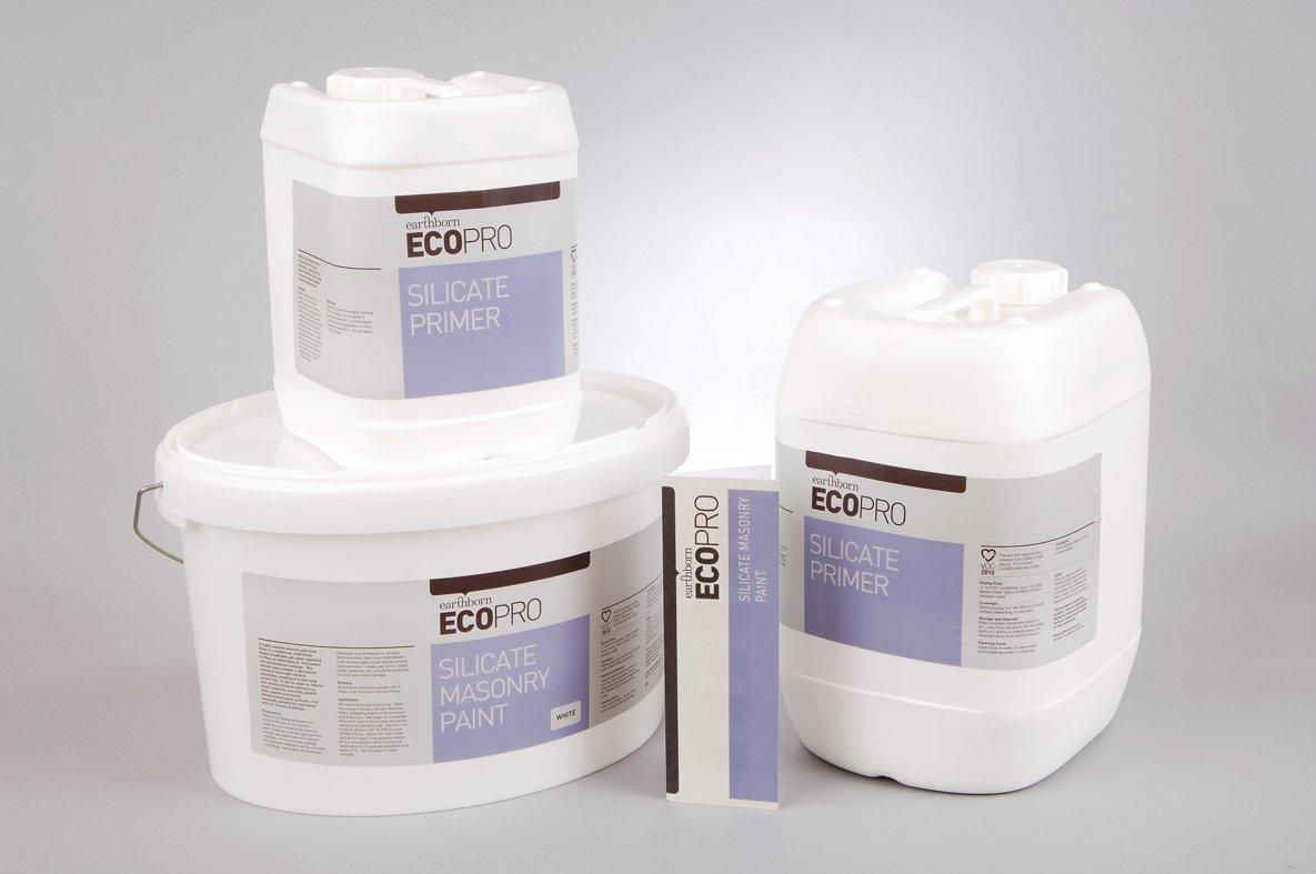 Earthborn Ecopro Silicate Masonry Primer 10 litre