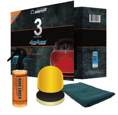 NANOSKIN AUTOSCRUB Startup kit