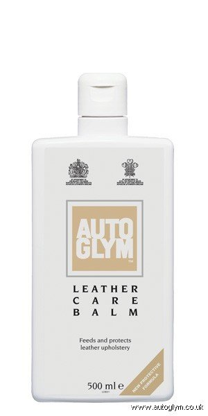 AutoGlym Leather Care Balm 500ml 00009
