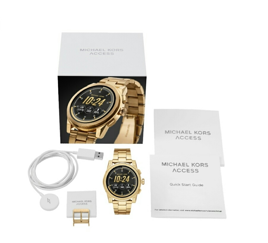 Reloj Michael Kors, SMARTWATCH Touchscreen