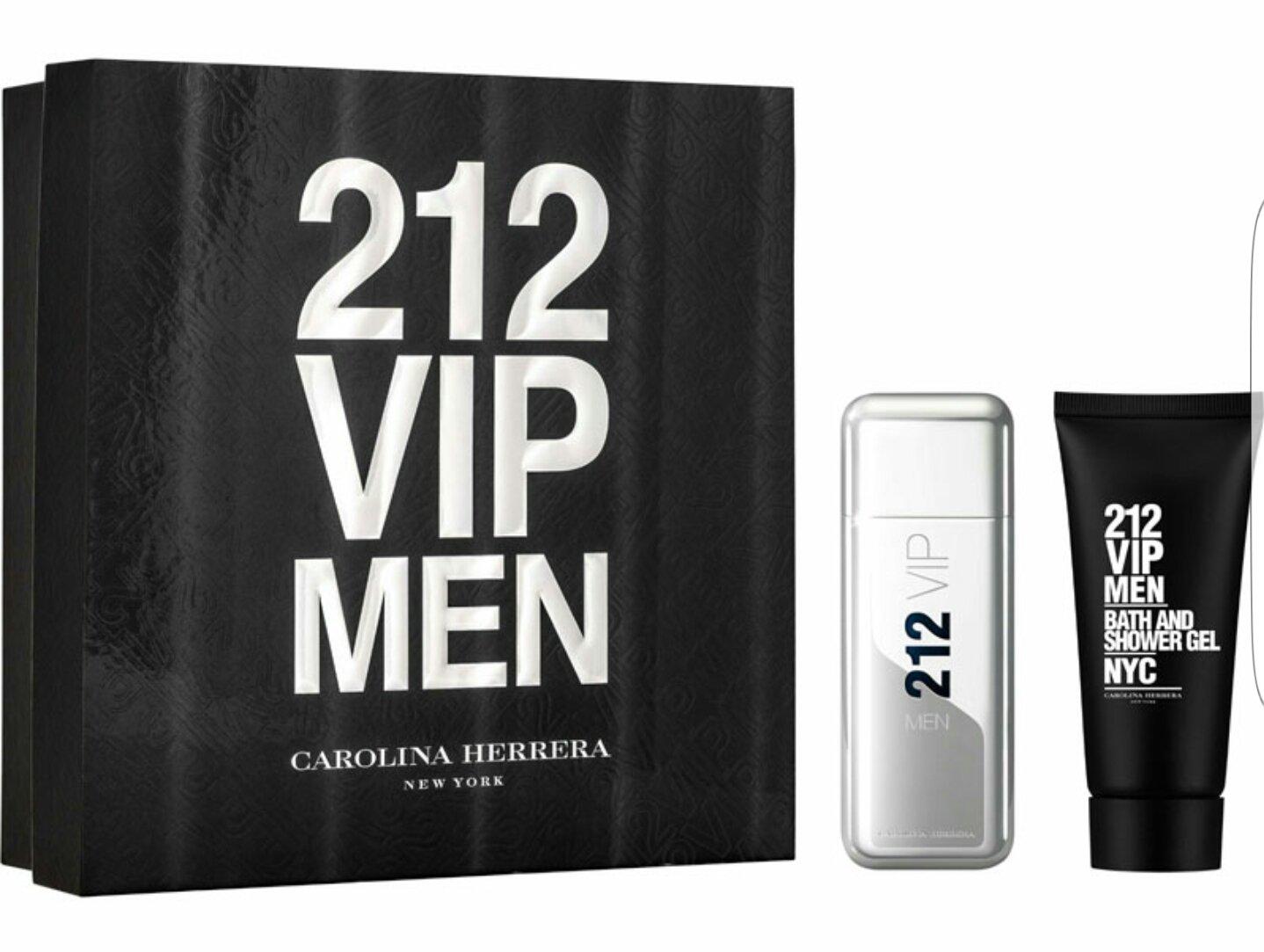 C.Herrera 212 VIP Men 100 ml SET 00024