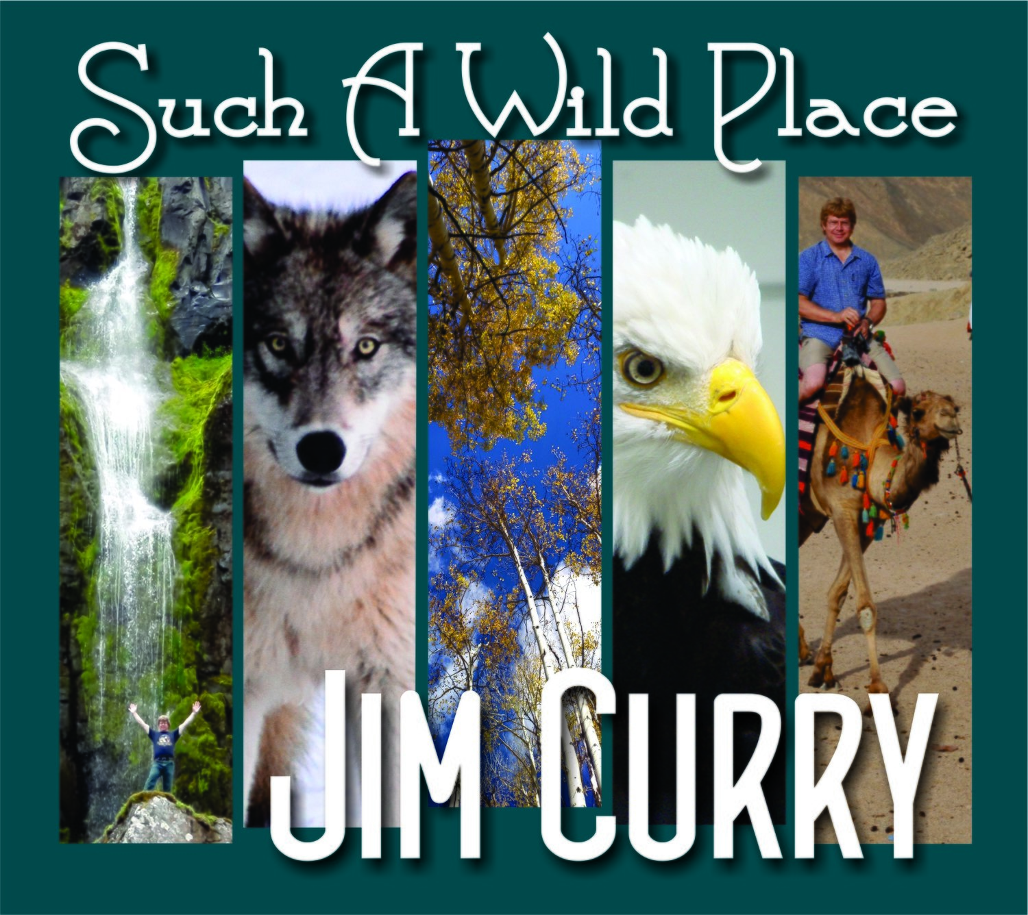 Such A Wild Place CD