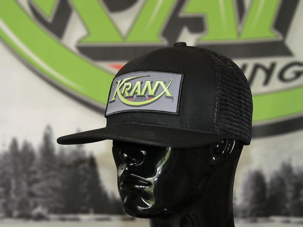 Black Kranx Snap Back Hat 00104
