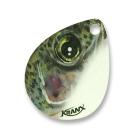 Rainbow Trout *Live Image* (3-pack Nickel) 00204