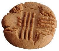 She La-La Peanut Butter Cookie