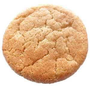 Bumzy's Snickerdoodle Cookie