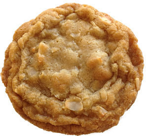 Bumzy's Coconut Cookie