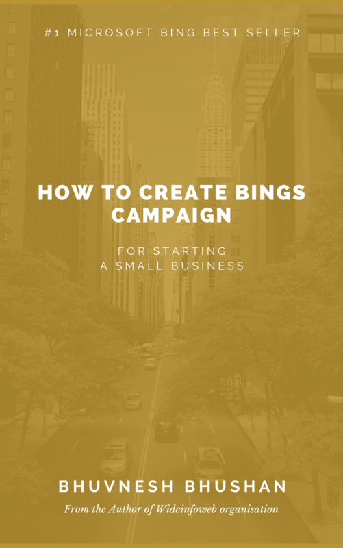 Let See How to create Bings Campaign.