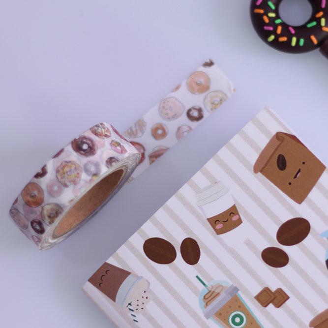 Donuts washi tape