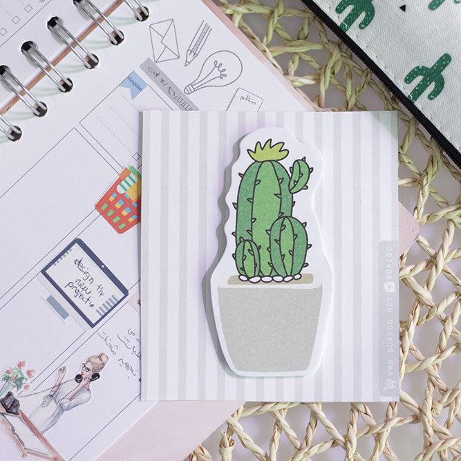 Plant sticky note #2