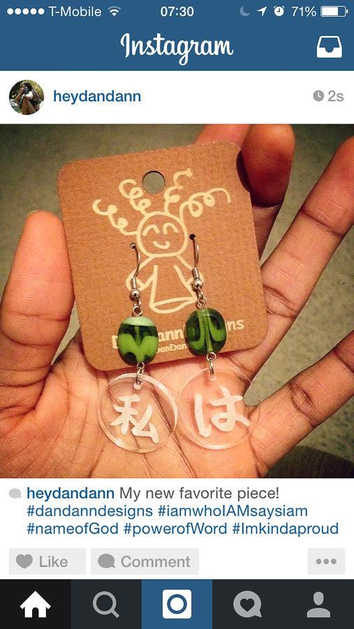 Identity Earrings