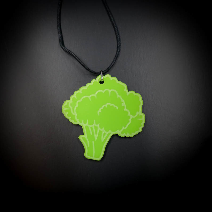 Cauliflower Green Necklace CAUL-NEC-ALTGRE-B-L