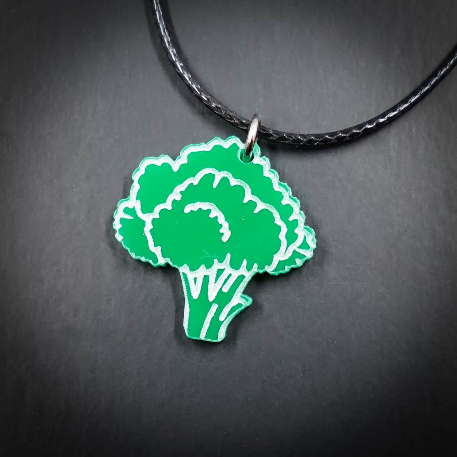 Broccoli Necklace