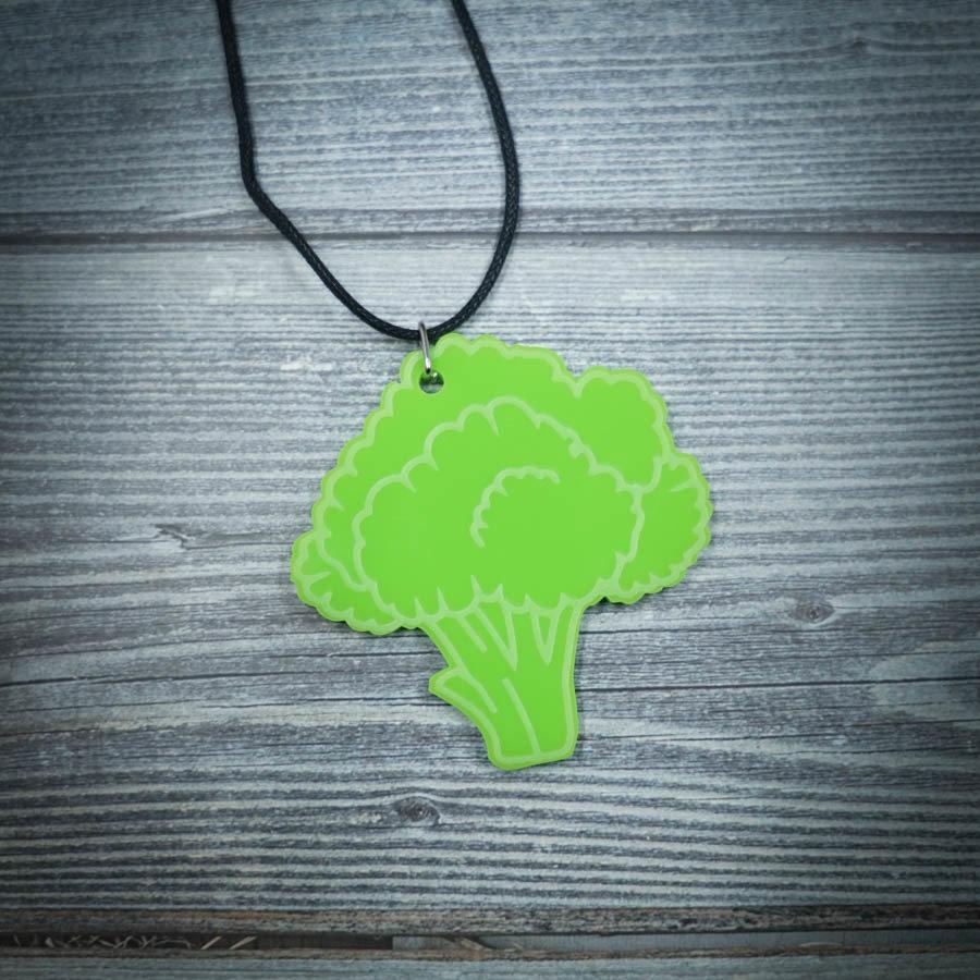 Cauliflower Green Necklace